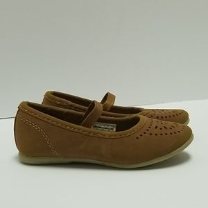 Carter's brown mary jane  Baby Shoes
